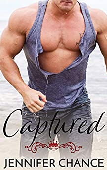 Captured (Gowns & Crowns Book 2) by [Chance, Jennifer]