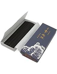 gyokushodo Japanese Sandalwood Incense Sticks Tanrei Kojurin – Less煙タイプ – Mediumパック – 5.5インチ95 Sticks – 日本製