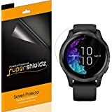 (3 Pack) Supershieldz for Garmin Venu Screen Protector, High Definition Clear Shield (TPU)
