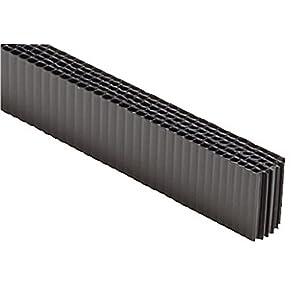 フクビ FUKUVI 通気工法用壁用防虫部材 防虫通気材ブラック18 50本入 【BT18K】