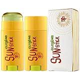Skin Zen エコグラムサンスティックSpf50 + Pa +++ 15G / 0.5Oz [並行輸入品]