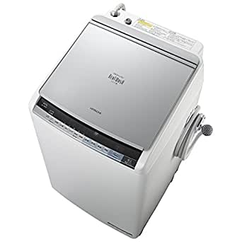 BW-D8WV-S 日立 洗濯乾燥機 ビートウォッシュ 洗濯8kg 乾燥4.5kg