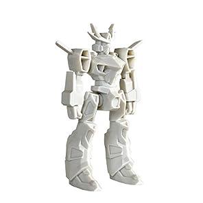 エムアイモルデ キャビコモデルズ JMRP ORIGINAL ROBOT イグザイン MiniXine (ミニザイン) ノンスケール 全高約6cm プラモデル MIM-001-GW