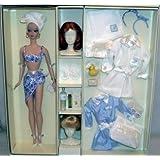バービー・ファッションモデル・コレクション 「ザ・スパ・ゲット・アウェイ・ギフトセット (ブルネット×レッド)」