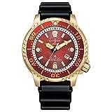 [Citizen] 腕時計 プロマスター 「CITIZEN Disney Collection(シチズン ディズニーコレクション)」 PROMASTER 世界限定500本 エコ・ドライブ BN0164-07Z メンズ ブラック