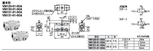 Kết quả hình ảnh cho VM131-01-00A
