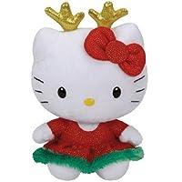 "Ty Hello Kitty - Reindeer Ears by ""Beanie Babies, Hello Kitty"""