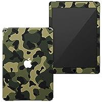 igsticker iPad 6(2018) 9.7インチ 専用スキンシール フルカバータイプ apple iPad 6 シール 第6世代 アップル アイパッド A1893 A1954 全面スキンシール フル 背面 側面 正面 液晶 ステッカー タブレット 保護シール 010453