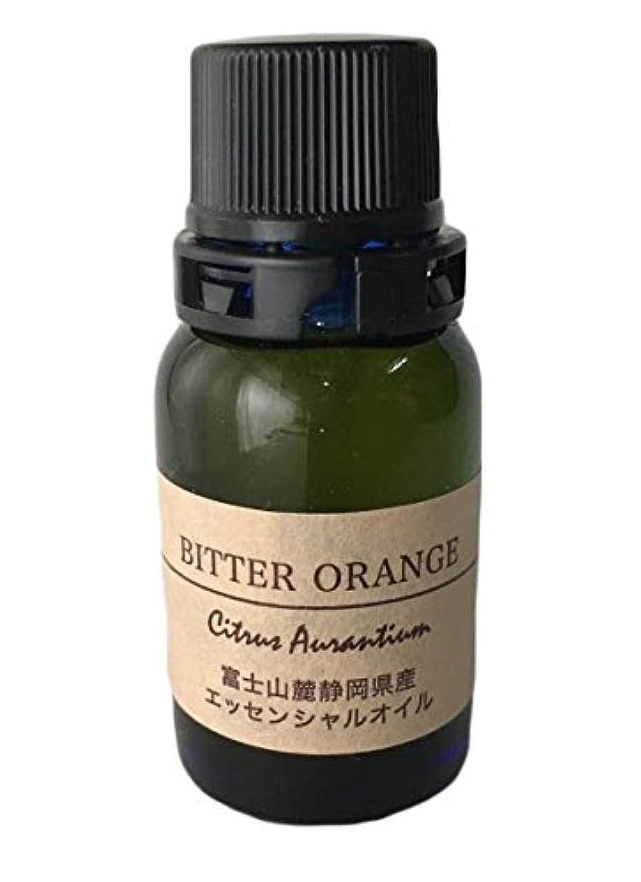 再現するカプセルバズエッセンシャルオイル ビターオレンジ 柑橘 系 精油 100% ピュア 【富士山麓 伊豆特産 アロマオイル】