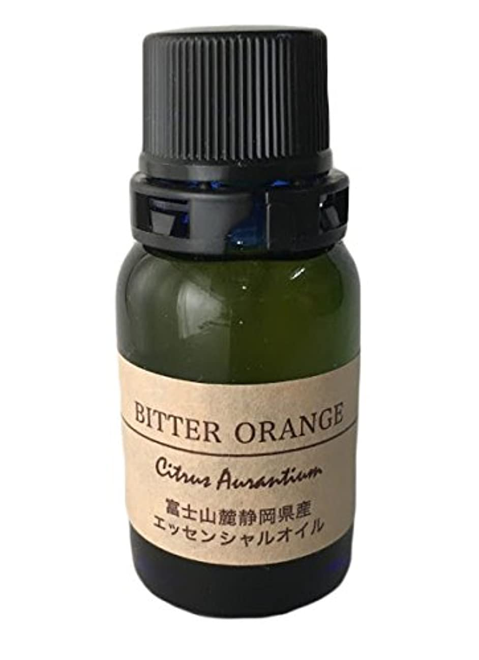 該当する恐れる滑りやすいエッセンシャルオイル ビターオレンジ 柑橘 系 精油 100% ピュア 【富士山麓 伊豆特産 アロマオイル】
