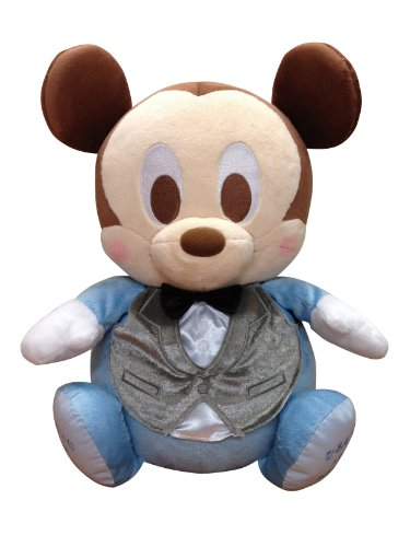 ウェイトドール ベビーミッキー(フォーマル) ディズニー 体重ドール 結婚式 出産祝い 誕生祝い