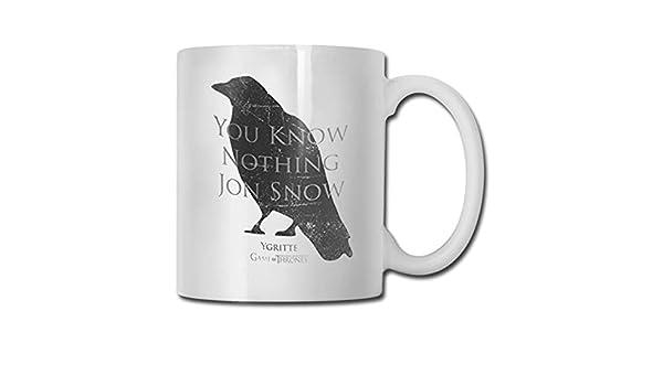 Amazon | ノー・ノウ・ナッシング・ジョン・スノーファニー・コーヒー ...