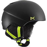 Anon(アノン) ヘルメット スキー スノーボード メンズ HELO S~XLサイズ 132591 アジアンフィット 業界最軽量 インモールド構造