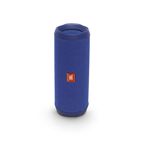 JBL FLIP4 Bluetoothスピーカー IPX7防水/パッシブラジエーター搭載/ポータブル ブルー JBLFLIP4BLU 【国内...