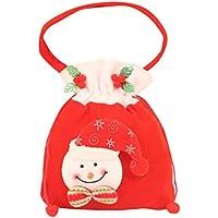 ltui MerryクリスマスキャンディバッグSnackパケット子Household Kidガーデンホームインテリア マルチカラー LTUI