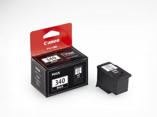 Canon 純正 インク カートリッジ BC-340 ブラック
