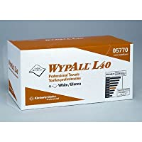 WYPALL L40 プロフェッショナルタオル 12 x 23 ホワイト 45枚/ボックス