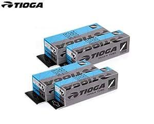"""TIOGA(タイオガ) インナー チューブ (仏式) サイズ:26""""×1.00~1.25"""" ETRTO:26/32-559 バルブ長:36mm"""