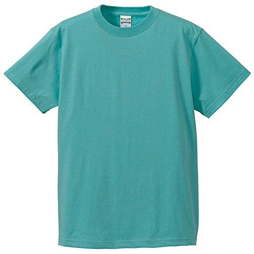 (ユナイテッドアスレ)UnitedAthle 5.6オンス ハイクオリティー Tシャツ 500101 024 ミントグリーン L