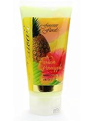 ハワイアン雑貨 フォーエバーフローラルズ ハンドクリーム ハワイ お土産 (パッションパイナップル)