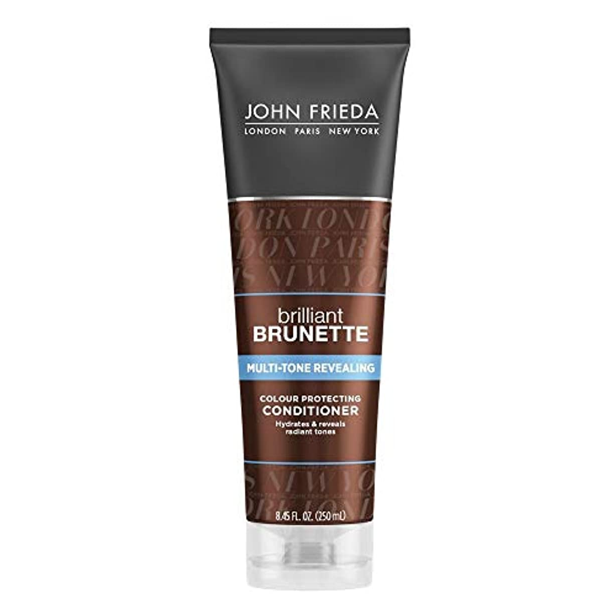刑務所数値スペアBrilliant Brunette Multi-Tone Revealing Moisturizing Conditioner
