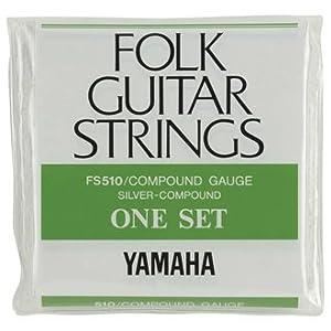 YAMAHAのアコースティックギター弦