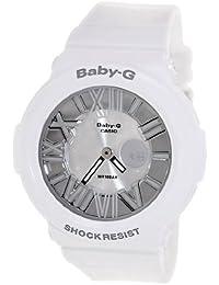 CASIO カシオ Baby-G ベビーG ネオンダイアルシリーズ レディース 腕時計 アナデジ BGA-160-7B1 海外モデル 逆輸入 [逆輸入品]