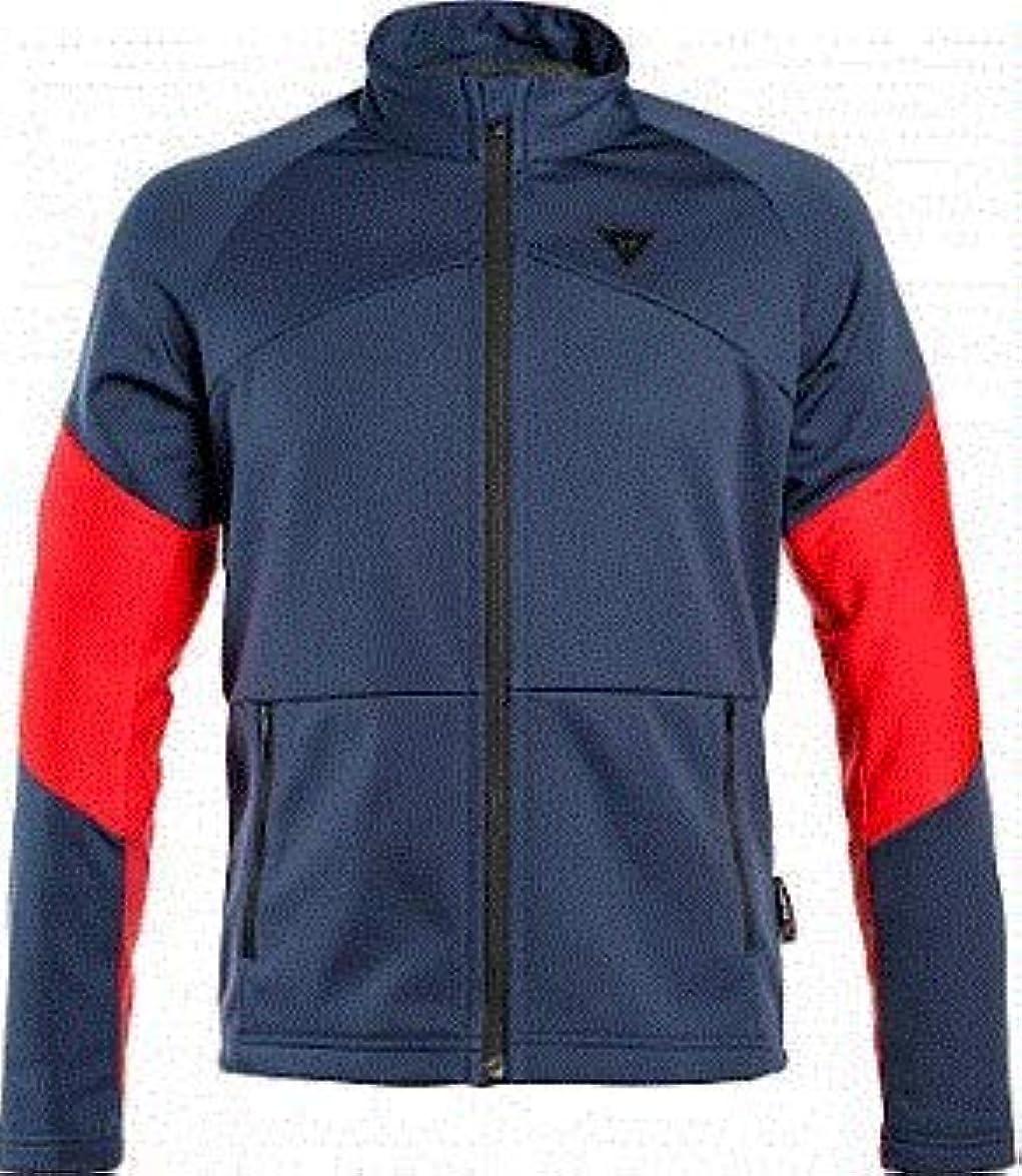 自宅でせっかち獲物Dainese ダイネーゼ HP2 MID functional jacket 2019モデル ジャケット ダークブルー/レッド XXL