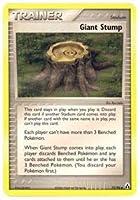 Pokemon - Giant Stump (75) - EX Legend Maker