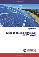 Types of cooling technique of PV panel