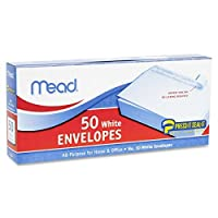 mea75024–Mead press-it seal-itビジネス封筒