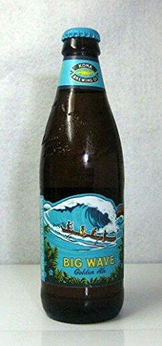 RoomClip商品情報 - 【ハワイのビール】 「コナ ビッグウェーブ ゴールデン エール」355ml
