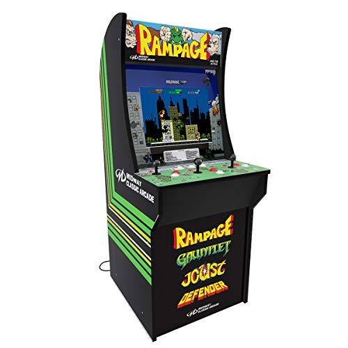 Arcade1Up ランペイジ RAMPAGE (日本仕様電源版)【 12/1以降通常価格販売分 】