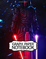 Notebook: American Fictional Adventure Epic Space Travel Star Wars Science Fiction Universe Humans And Aliens, Girls Boys Kids Adults Elementary Supplies Student Teacher Daily Creative Writing, 110 Pages 8.5 x 11 Inches
