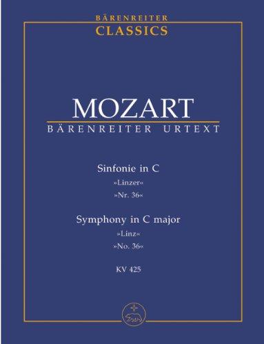 モーツァルト: 交響曲 第36番 ハ長調 KV 425 「リ...