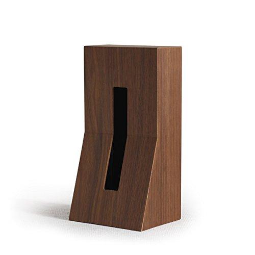 デュエンデ 木製スタンドティッシュボックスホルダー