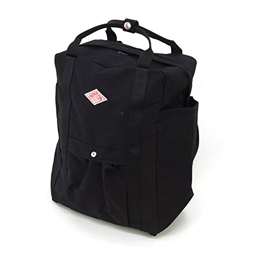 [ダントン]DANTON UTILITY BAG 2WAYリュックサック JD-7071SCV BLACK