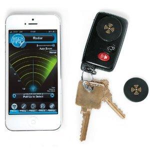 Stick-N-Find Bluetooth Location Tracker - Set of 2http【並行輸入】