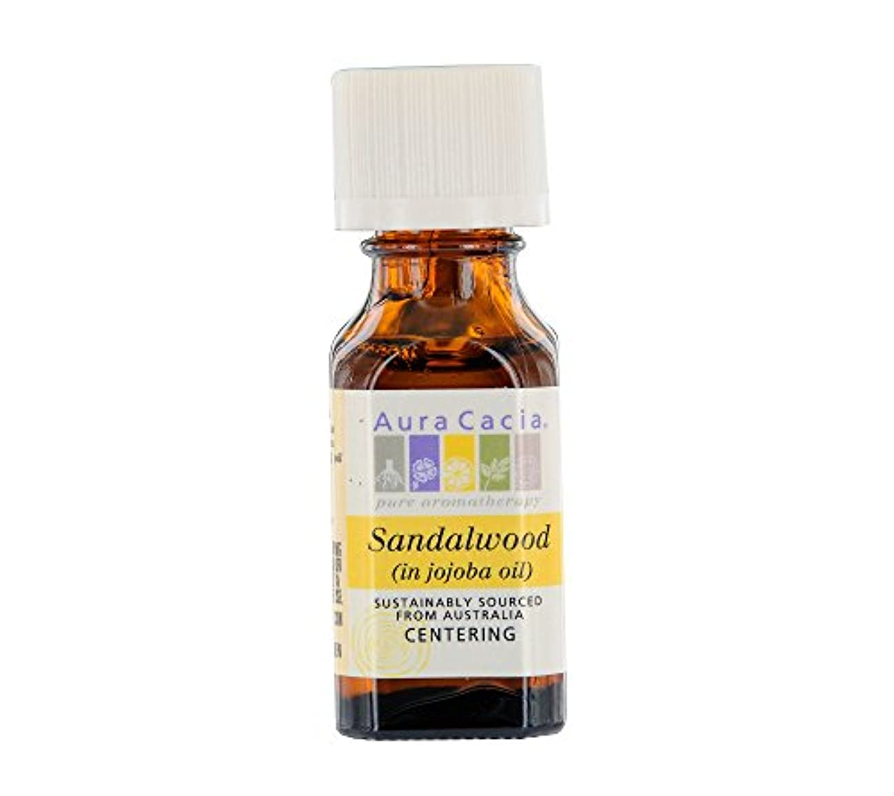 無意識誘惑するくそーサンダルウッド(ホホバブレンド) 1/2オンス(約15ml)(海外直送品)