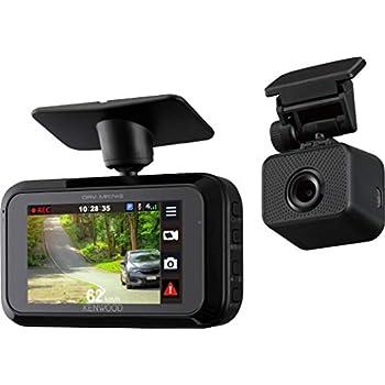 ケンウッド(Kenwood) 前後撮影対応2カメラドライブレコーダー DRV-MR745 200万画素 GPS 広角レンズ スモークガラス対応 32GB MicroSD 駐車録画関し DRV MR 745