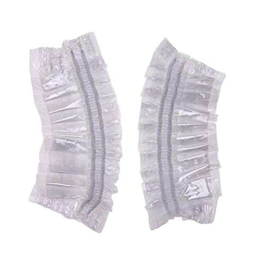 合法窒息させるストローLindexs イヤーキャップ 使い捨て 簡単 装着 透明 毛染め