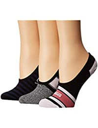 [VANS(バンズ)] レディースソックス?靴下 Driver Canoodle 3-Pack Multi Women's Sock Size 7-9 (Shoe 1-6) (18-23cm) One Siz