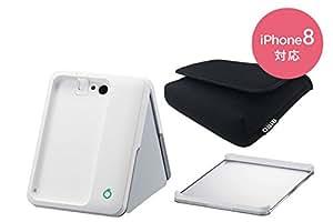 PFU Omoidori フォトプレッサーソフトケースセット (iPhone 7、8対応) AS02-PPSCB