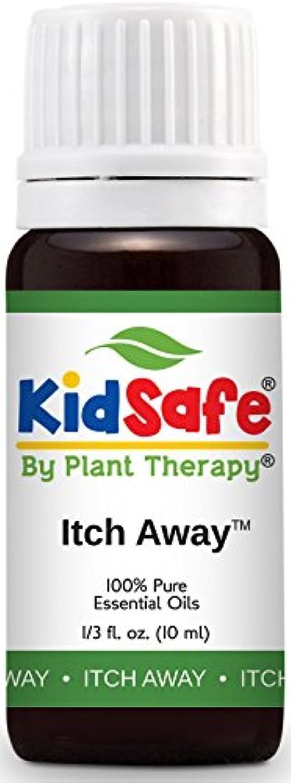 洗練されたに対処する硬いPlant Therapy KidSafe Itch Away Synergy Essential Oil Blend 10 mL (1/3 oz) 100% Pure, Undiluted, Therapeutic Grade