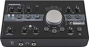 MACKIE レベルコントロール&音源/モニタースピーカーコントローラー+USBインターフェース Big Knob Studio 国内正規品