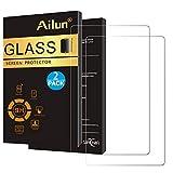 Ailun スクリーンプロテクター Fire HD 10 / Fire HD 10 キッズエディション [2パック] 2.5Dエッジ強化ガラス 硬度9H ウルトラクリア 傷防止 ケースフレンドリー