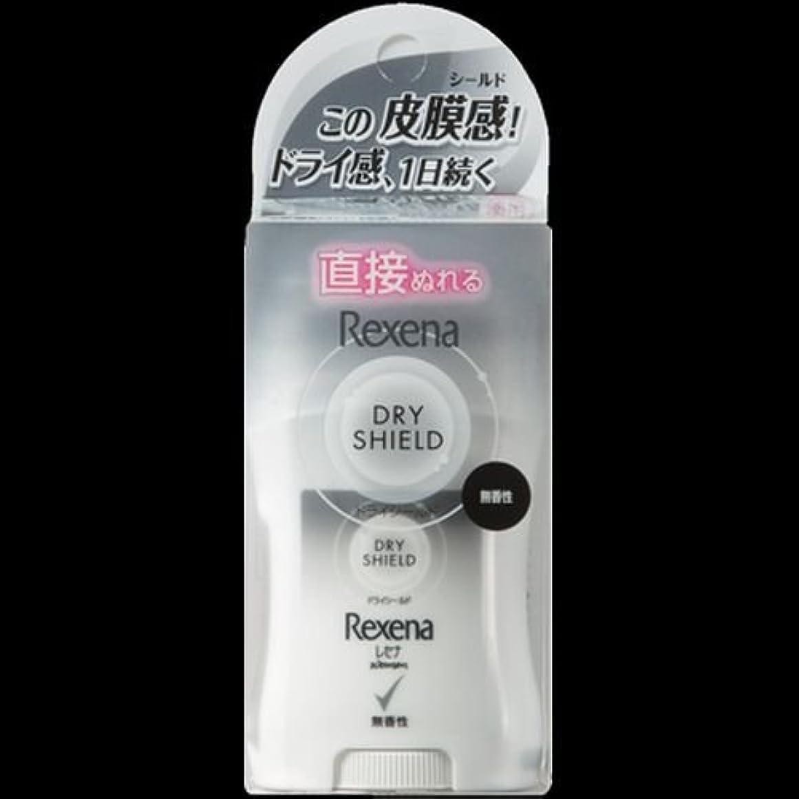 トリプルスケジュール見込み【まとめ買い】レセナ ドライシールド パウダースティック 無香性 20g ×2セット