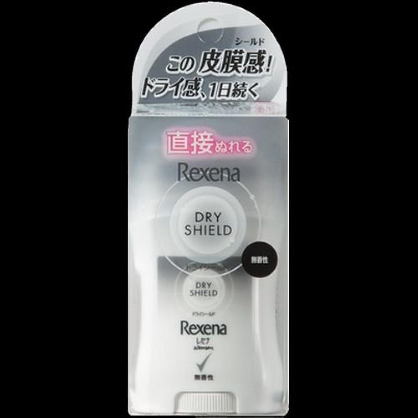 下品無駄用心する【まとめ買い】レセナ ドライシールド パウダースティック 無香性 20g ×2セット
