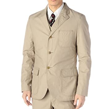 Cotton Jacket RF-42005: Beige