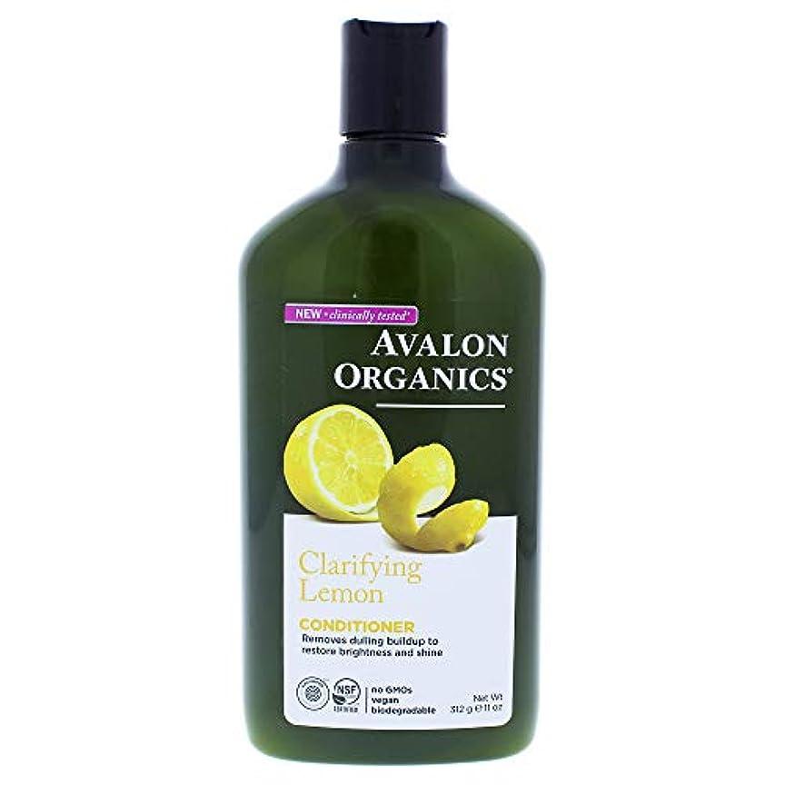 シビックレンチ影響Organics Clarifying Conditioner Lemon - 11 fl oz by Avalon